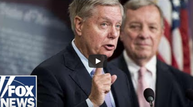 Lindsey Graham Will ALWAYS Do What is in Lindsey's Best Interest
