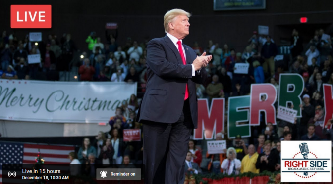 President Donald Trump Merry Christmas Rally LIVE in Battle Creek, MI (RSBN Coverage) 12/18/19 – YouTube