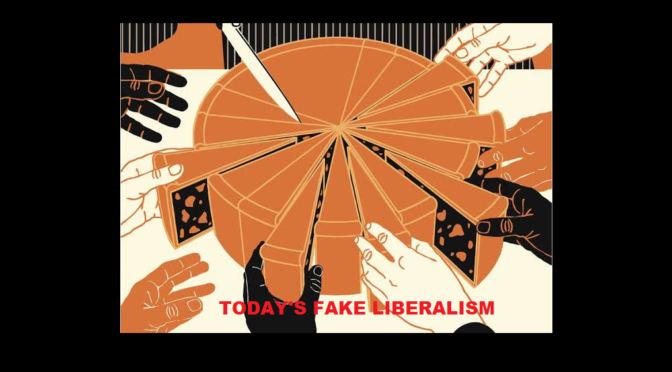 America's Problem Is Systemic Liberalism