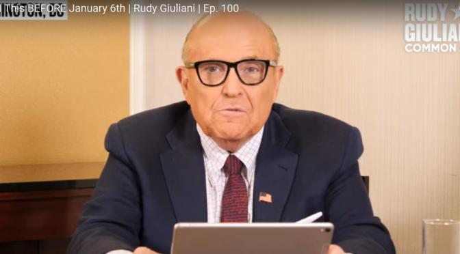WATCH This BEFORE January 6th | Rudy Giuliani | Ep. 100 – YouTube