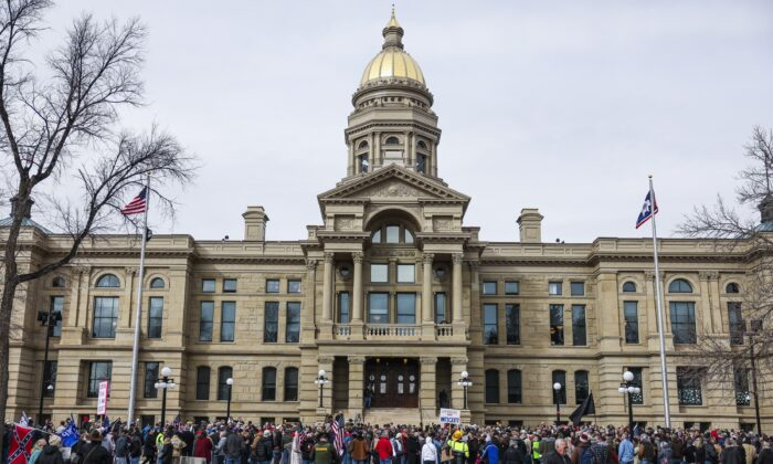 Wyoming Leads America In Voter ID