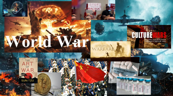 The Wars of Wars Part I