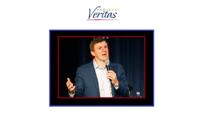 Project Veritas HQ in Mamaroneck has been completely destroyed.